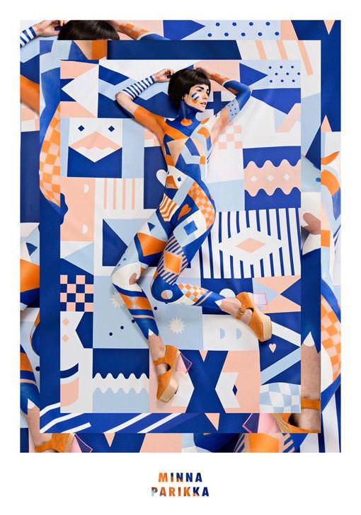 janine rewell, ilustración, publicidad