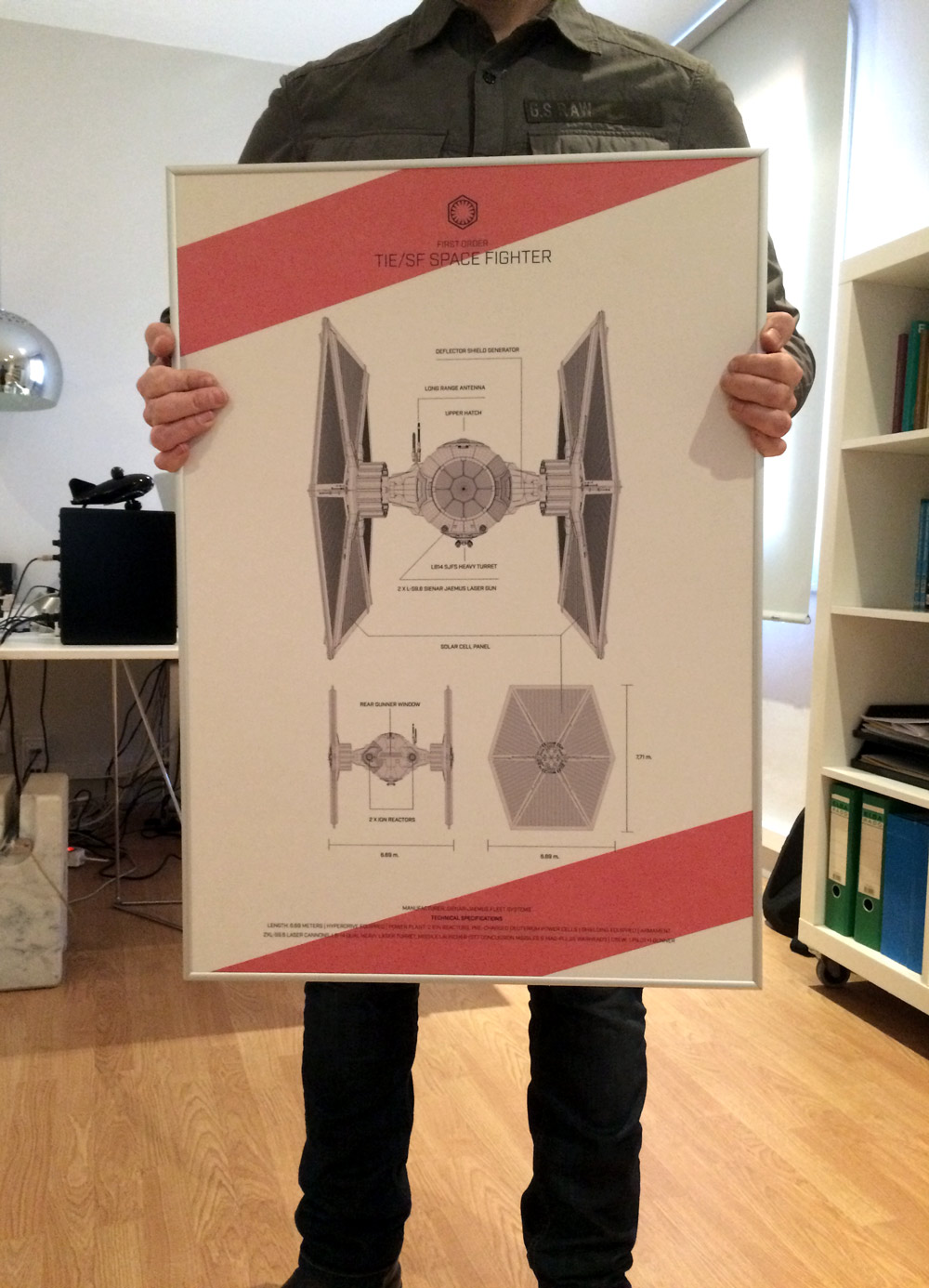 Star Wars The Force Awakens Special Edition posters