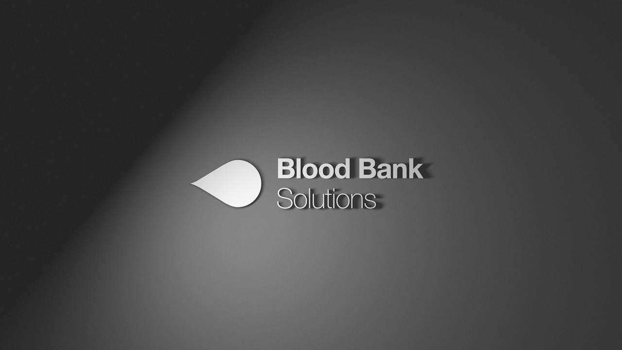 Identidad corporativa Blood Bank Solutions