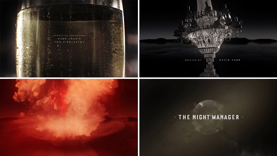 The night manager | Title Sequence